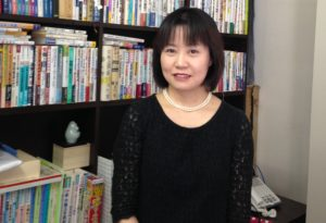 コスモポリタン インターナショナル HRソリューションズ 永井知子氏