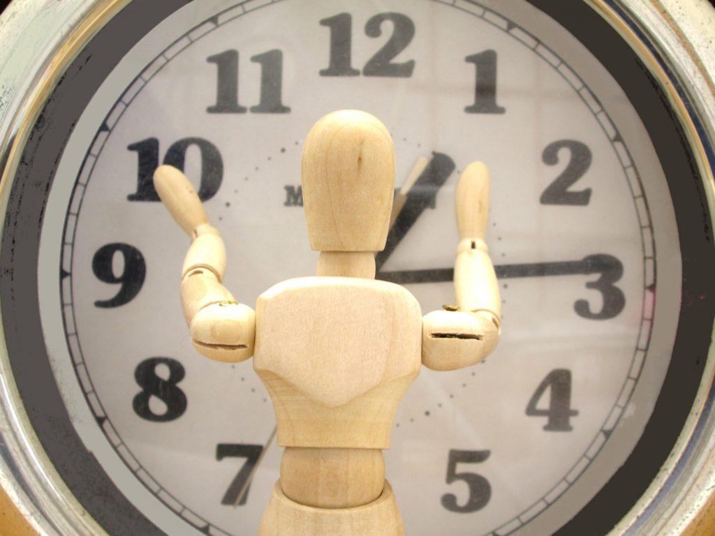 労働時間の正しい把握