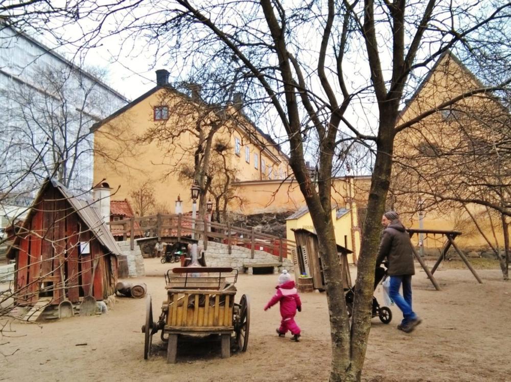 スウェーデンの育児休暇