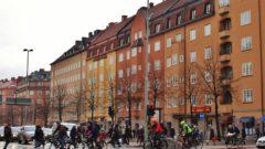 スウェーデンの通勤