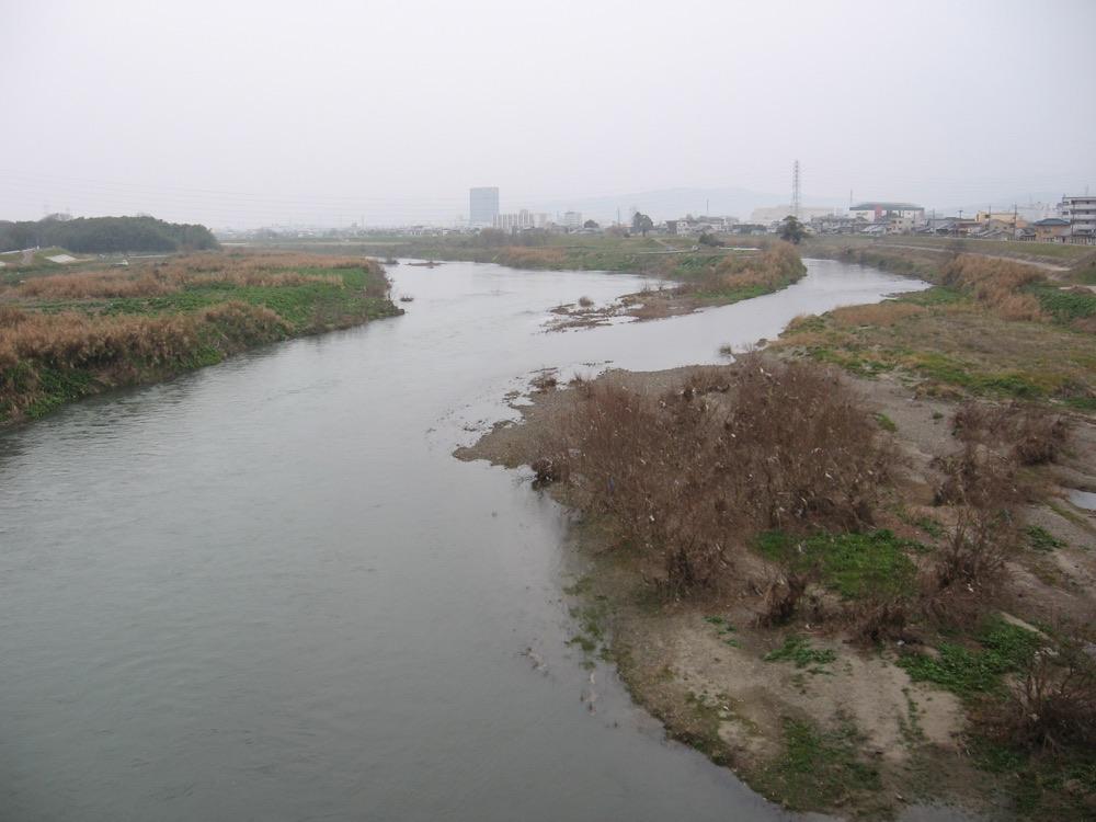 鴨川と桂川