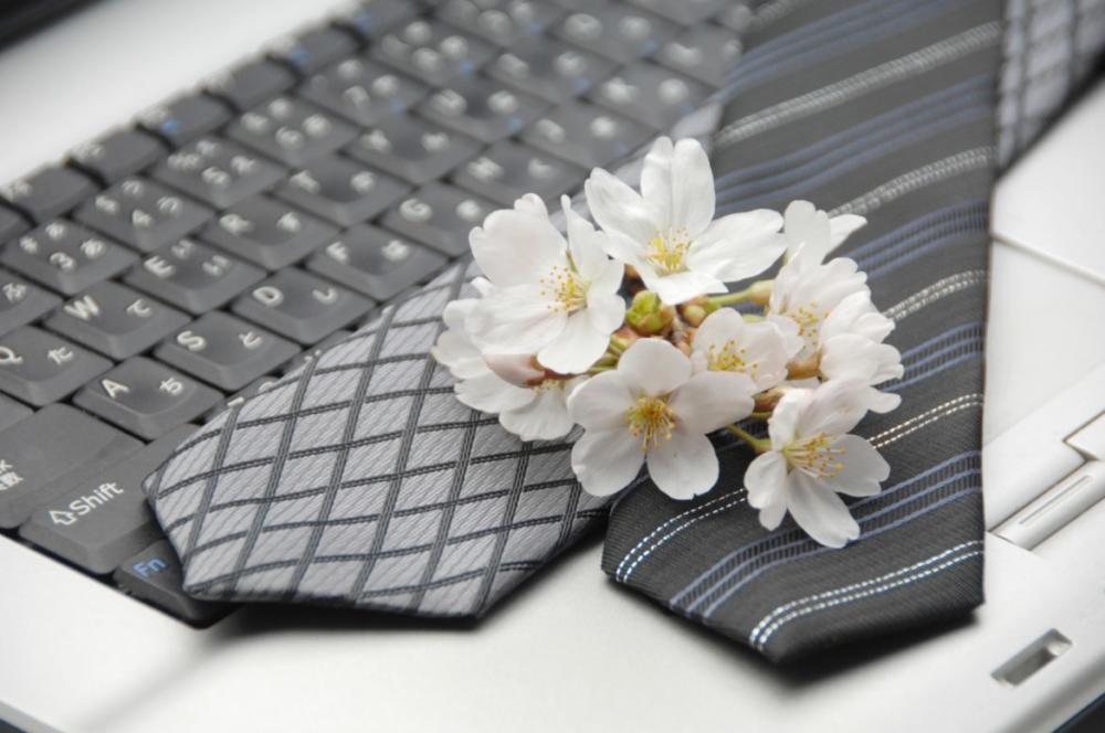 桜が咲く頃に入社