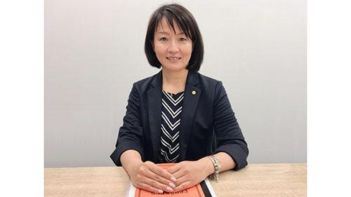 濱田京子さん