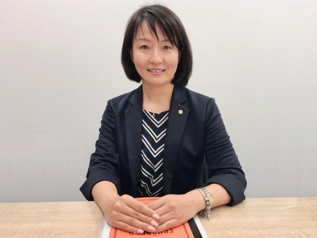 「人が活躍できる組織の強さを私は知っています」〜社労士・濱田京子さんの横顔〜