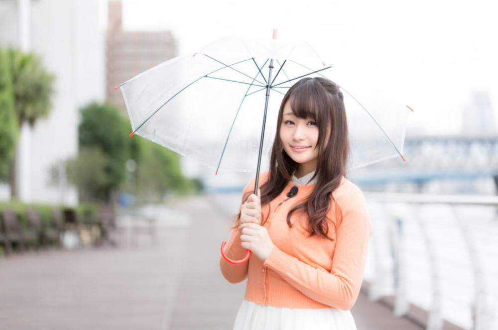 梅雨の女神