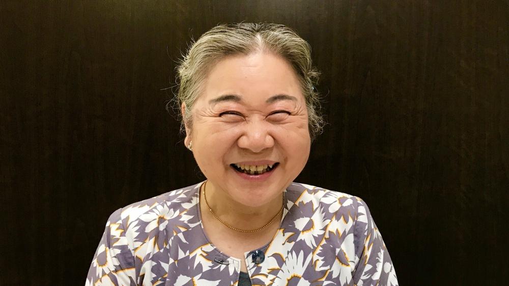 赤森伸子さん